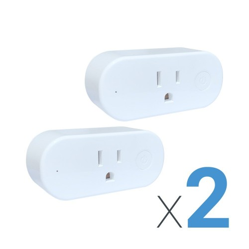 Shelly Plug US - Two Pack