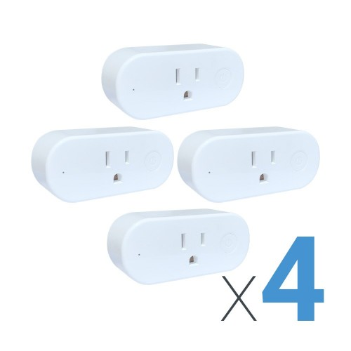 Shelly Plug US - Four Pack